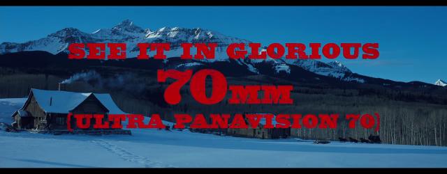 En film, der starter med en 7 minutters ouverture. Det er der sgu noget særligt ved. En følelse af filmmagi og de gode gamle dage. Sådan bliver 70mm-udgaven af Quentin […]